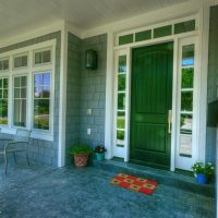 After_Exterior_Front Porch_Cape Home remodel | Renovation Design Group