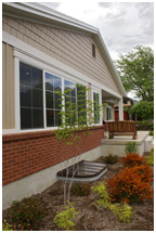 After Ranch Exterior Remodel | Renovation Design Group