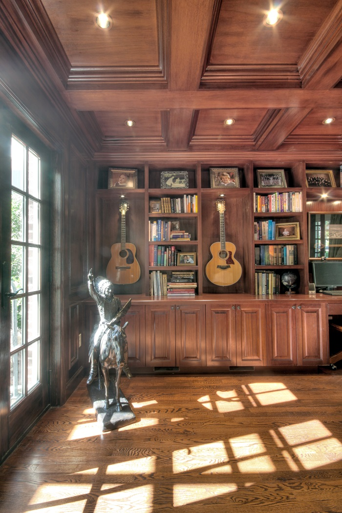 After Adding a Music Room Utah | Renovation Design Group