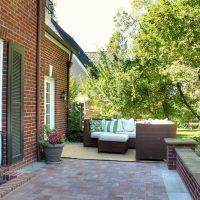 After Exterior Home Remodel Back Patio | Renovation Design Group