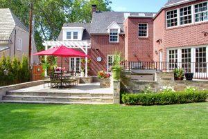 After Exterior Remodel Back Of House Addition | Renovation Design Group