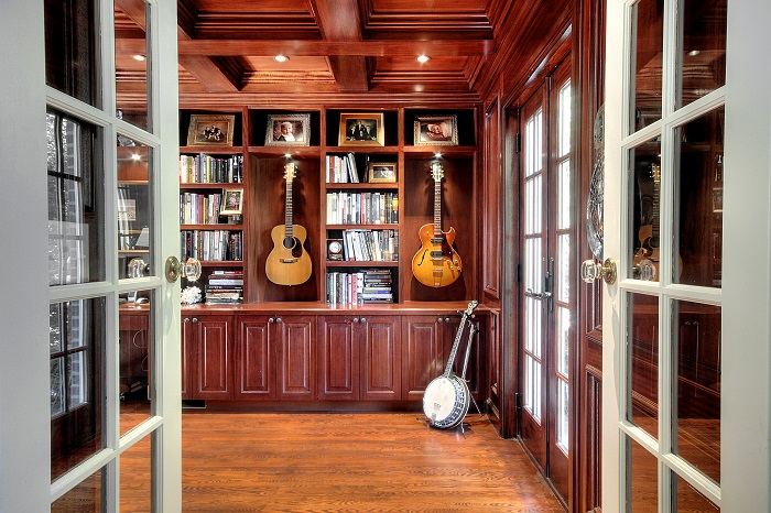 Music Room Addition Salt Lake City Home Remodeling | Renovation Design Group