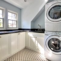 Laundry Mudroom Renovation After | Renovation Design Group