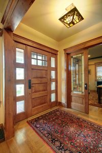 Front Entry Front Door How to Design a Comfortable home for Guests | Renovation Design Group