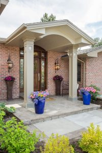 After front porch Tricks to front porch additions | Renovation Design Group