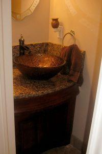 Before interior powder room | Renovation Design group