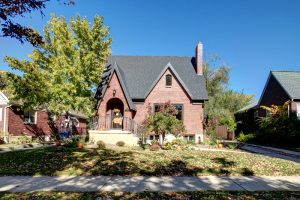 After, Exterior, Addition, Second Story Adddition, Brick Homes, Tudor, brick Tudor | Renovation Design Group
