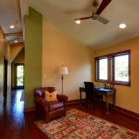 New Construction, Second Story, Sitting Room in Master Suite Addition, tudors | Renovation Design Group