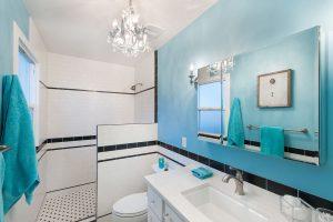 After Interior BAthroom Remodel Handicapped Access Full bathroom | Renovation Design Group
