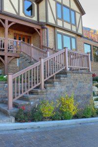 After_Exterior Renovation_Front Porch Designs_1970's Home Update | Renovation Design Group