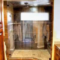 After Interior bathroom Remodel Handicapped access hidden Valley Remodel | Renovation Design Group