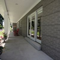 After_Exterior_Front Porch_Rambler Porch Remodel | Renovation Design Group