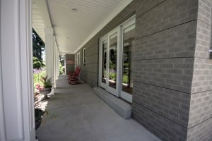 After_Exterior_Front Porch_Rambler Porch Remodel | Renovation Design Group