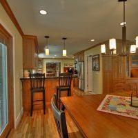 After_Interior_Dining Kitchen_Ranch Rambler Remodels | Renovation Design Group