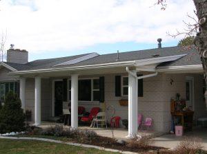 Before_Exterior_Rambler Front Porch_Rambler Exterior | Renovation Design Group