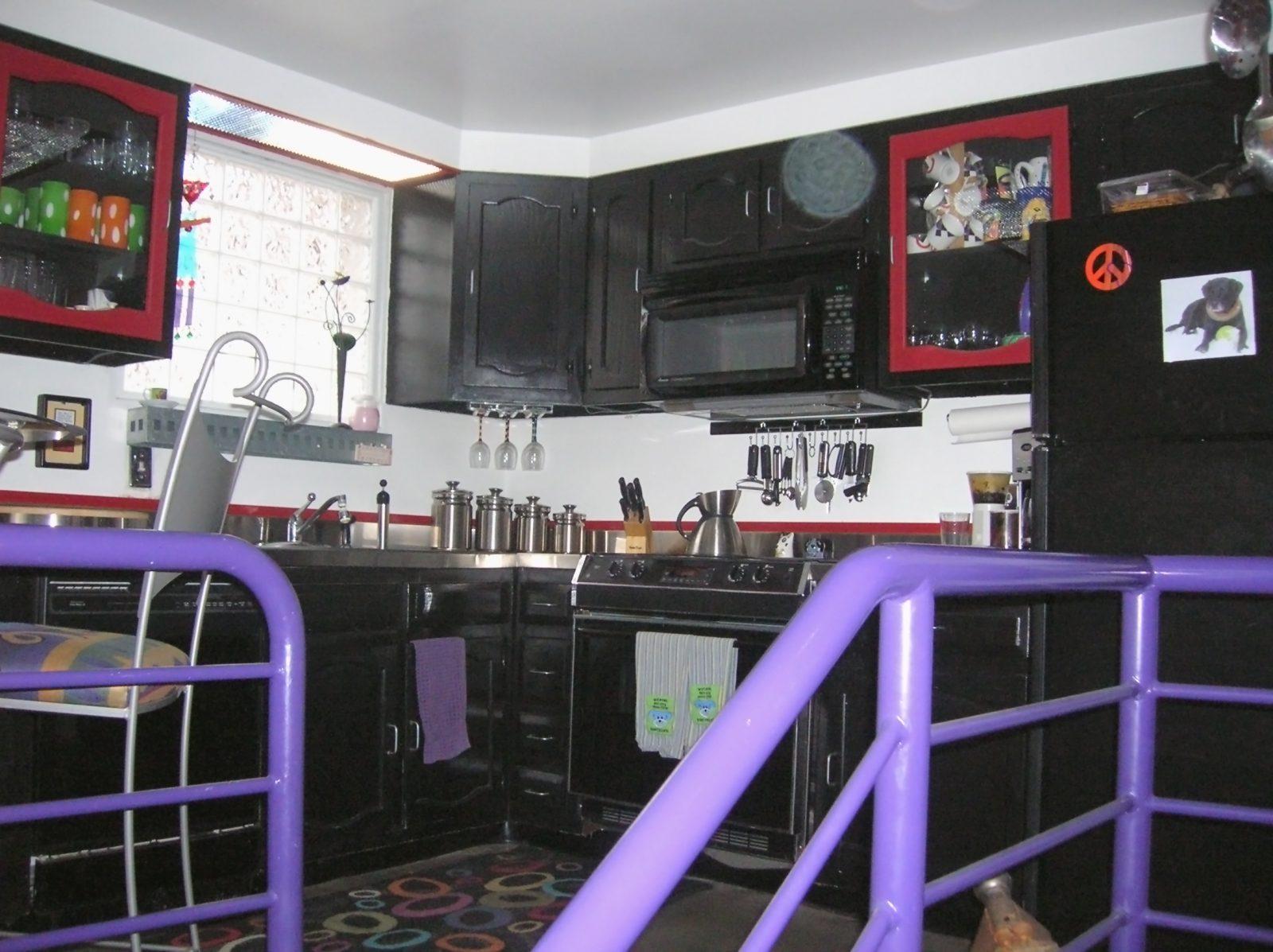Before Loft Bungalow Kitchen | Renovation Design Group
