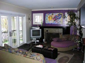 Before Living Room Bungalow Remodel | Renovation Design Group