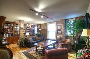 After Interior Remodel Living Room Condo Remodels | Renovation Design Group