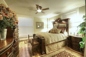 After Interior Remodel Master Bedroom Condo Remodels | Renovation Design Group