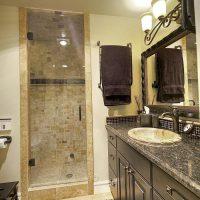 After Interior Remodel Bathroom Condo Remodels | Renovation Design Group
