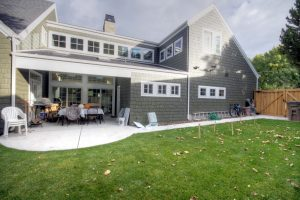 After_Back Exterior Renovation_Adding a 2nd Story_Cape Cod | Renovation Design Group