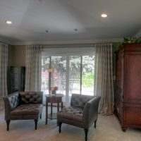 After Whole House Renovation Living Room Remodel | Renovation Design Group