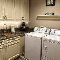 Mudrrom and laundry room ideas for a ranch style home