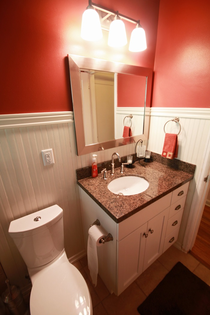After Interior Renovation Bathroom | Renovation Design Group