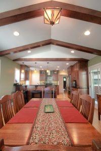 After_Interior_Dining Room Renovation_Free Renovation ConsultationAfter_Interior Remodel_Living Room_Family Room Design resized | Renovation Design Group