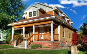 Historic Utah Home Remodel Exterior | Renovation Design group
