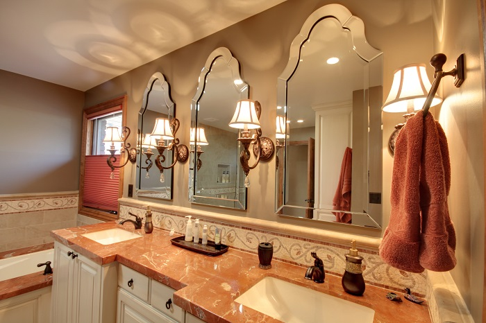After_Interior Renovation_Master Bathroom_Renovation Design Group | Renovation Design Group
