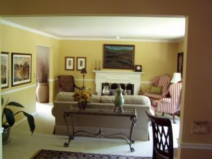 Before_Interior Renovation_Living Room Remodeling_Remodeling Salt Lake City | Renovation Design Group