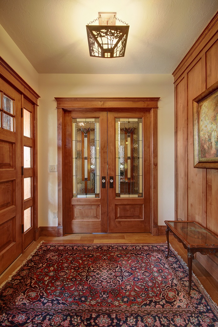 After_Interior Renovation_Front Entry Way_Cape House Renovation IdeasAfter_Interior Remodel_Living Room_Family Room Design resized | Renovation Design Group