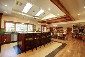After_Kitchen Remodel_Open Floor Plan Construction_Renovation Design GroupAfter_Interior Remodel_Living Room_Family Room Design resized | Renovation Design Group