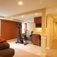 _After_Interior Renovation_Basement_Bungalow Home Renovation | Renovation Design Group