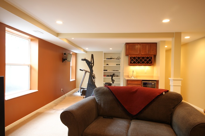 After_Interior_Basement Renovation_Salt Lake City Home Renovation | Renovation Design Group