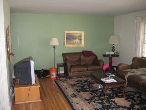 Before_Interior Remodel_Living Room_Family Room Design | Renovation Design Group