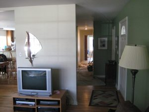 Before_Interior_Family Room_Design and Renovations | Renovation Design Group