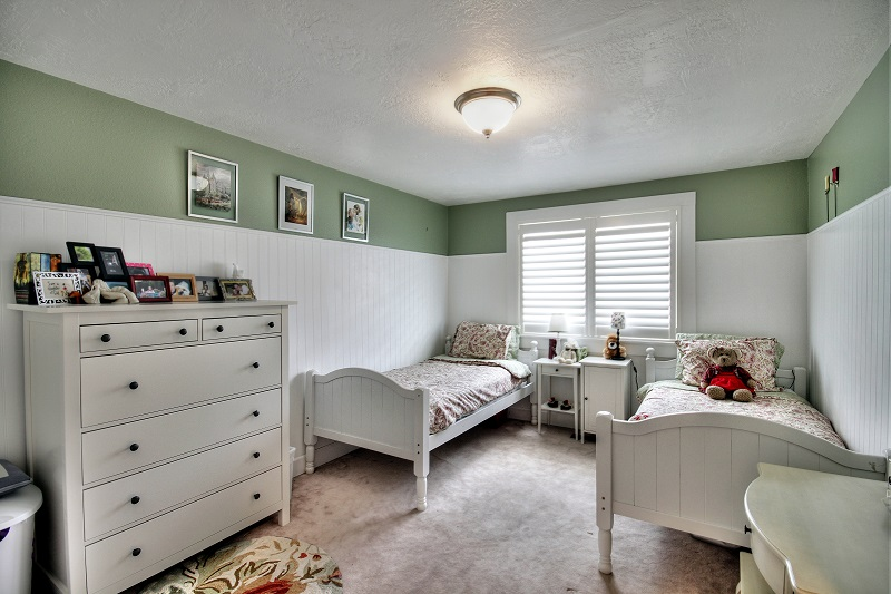 After Interior Children's Bedroom Ideas Split Entry Home Remodel | Renovation Design Group