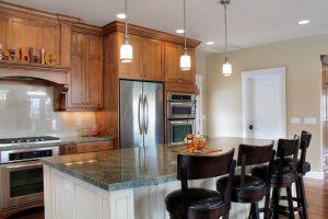 After Interior Kitchen Remodel, Luxury Kitchens, Split Entry Home | Renovation Design Group