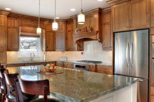 After Interior Kitchens Open Layout, Split Entry Home Remodel | Renovation Design Group