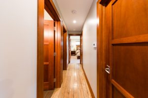 After_Interior_Hallways_Hardwood_Hallway renovations_Contemporary Split Levels | Renovation Design Group