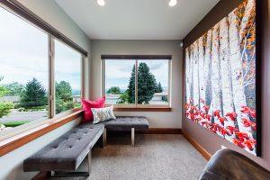 After_Interior_Master Bedrooms_Modern Master Bedrooms_Master nook | Renovation Design Group