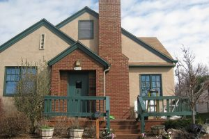 before, Exterior, front porch, pergolas, sun shades | Renovation Design Group