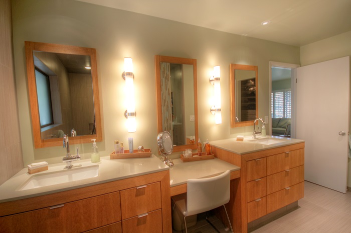 After_Interior Remodel_Master Bathroom Rneovation_Contemporary Design | Renovation Design Group