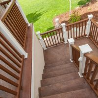 After_Exterior_Exterior Stairs_Home Remodels | Renovation Design Group