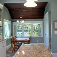 After_Interior Renovation_Breakfast Nook_Bungalow Design Images | Renovation Design Group