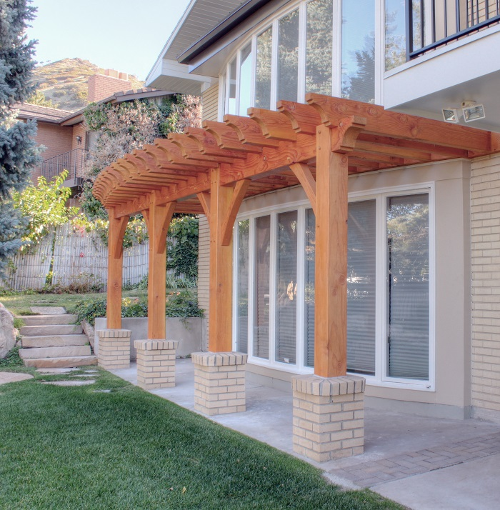 After_Exterior Remodel_Deck_Utah Home Remodeling | renovation Design Group