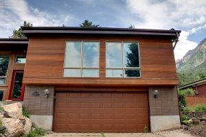 After Exterior Ranch Remodel Contemporary | Renovation Design Group