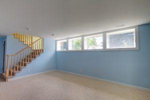 Split Level Staircase Basements   Renovation Design Group Ranch